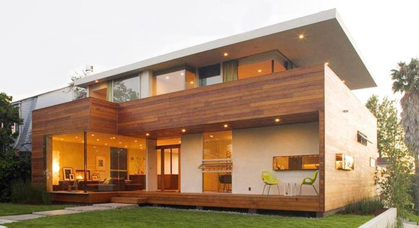 Galeria catalogo casas de madera prefabricadas for Casas prefabricadas modernas