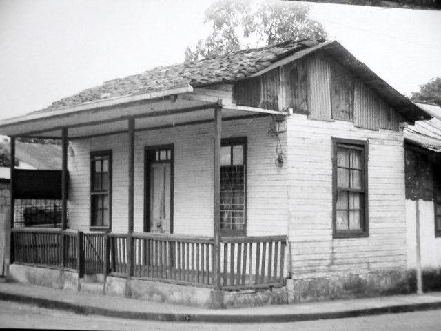 Historia casas de madera prefabricadas Casas griegas antiguas