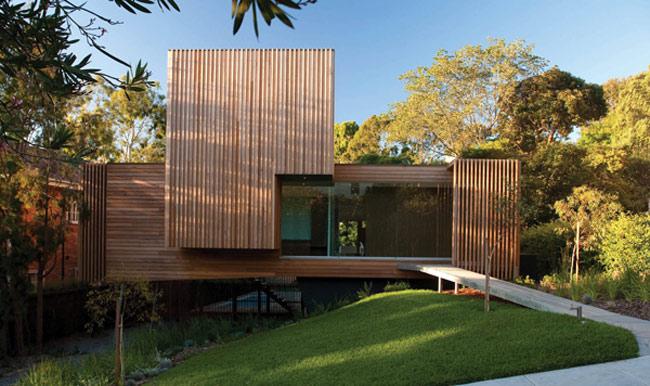 Casas ecol gicas casas de madera prefabricadas for Modernes walmdachhaus