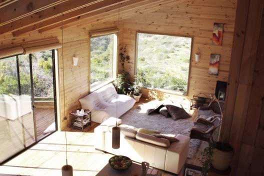 Galeria catalogo casas de madera prefabricadas - Interior casas de madera ...