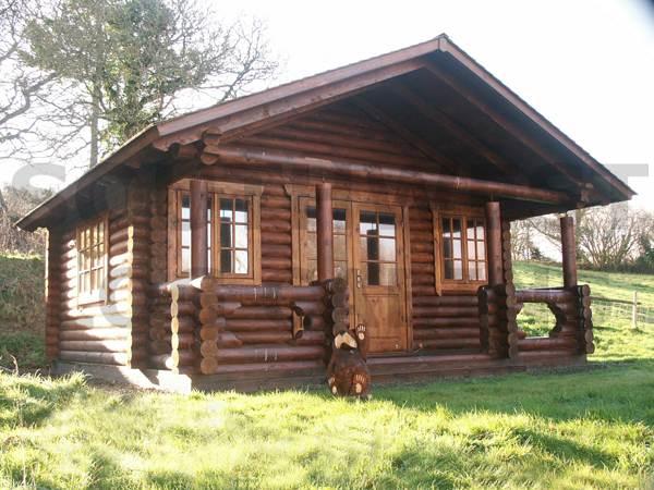 casas y caba as de troncos y madera casas de madera