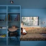 cabaña de madera estudio musica