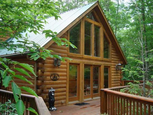 Casas de madera cedro blanco