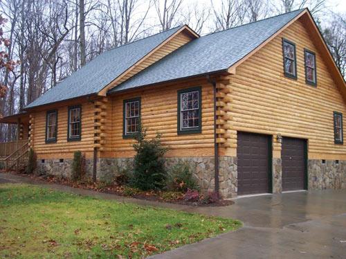 casa madera ecologica