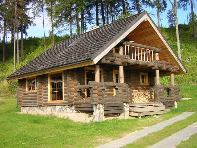 La casa de madera es una buena inversi n casas de madera - Seguros casas de madera ...