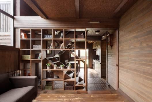 Casa volga madera con estilo rustico casas de madera - Casa de madera rustica ...