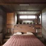 Casa Rustica Volga. Dormitorio