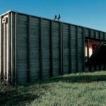 Exterior casa madera