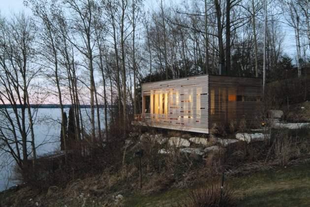 Cabaña en el Lago