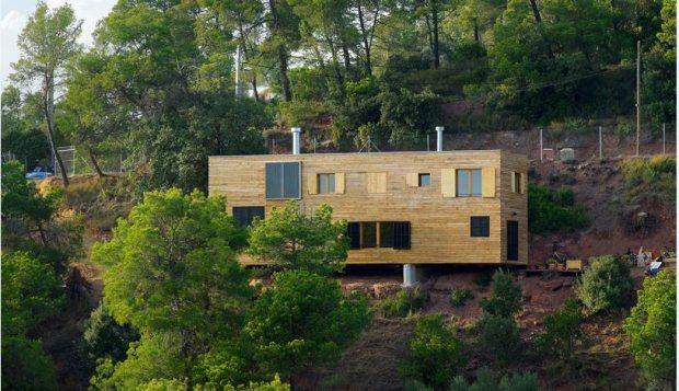 Casa Madera 205